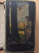 """Karl May """"Winnetou"""" von 1921-1933 Karl May Verlag Radebeul bei Dresden TOP"""