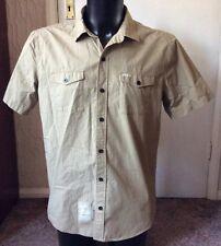 "LRG Survêtement kaki shirt Size S Approx 42"" Chest"
