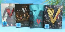 DVD Set Serie VIKINGS Staffel 3 / 4.1 / 4.2 und 5.1