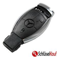 Mercedes Benz Autoschlüssel 3 Tasten Gehäuse W176 W204 W211 W245 + Batterieclip