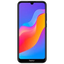 Honor 8A 32GB Smartphone schwarz, Dual-SIM, FHD+, Android 9.0, Face ID, 6,1 Zoll