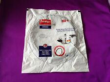 TTK Prestige DELUXE PLUS & deluxe ALPHA STEEL Pressure Cooker Seal 3,4 & 5.5 Ltr