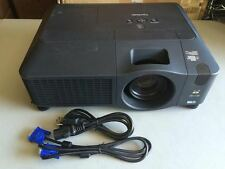 VIEWSONIC PJ1158 LCD PROJECTOR, 4000 LUMENS!!! NEW FACTORY LAMP INSTALLED!!!