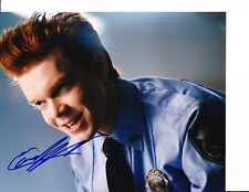 GOTHAM TV SHOW CAMERON MONAGHAN SIGNED JOKER 8X10
