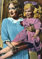 Whatever Happened To Baby Jane 5x7 inch publicity photo Bette Davis with doll