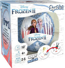 SPOT IT! FROZEN 2 - BOARD GAME - BRAND NEW