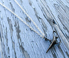 Brass Lamp Necklace Aladdin Necklace Lamp Jewelry Once Upon A time OUAT Pendant