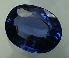 8.35 CT BLUE SAPPHIRE Lab Created A+++Good Quality Gemstones FOR RING USE 1692
