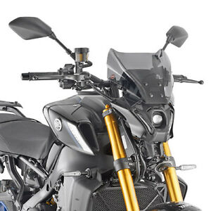 YAMAHA MT-09 2021 Fly SCREEN smoked MT09 Givi 1173S WINDSCREEN only no fittings