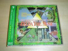 ZELDA THE MUSIC SOUNDTRACK MUSIC JAPAN IMPORT *BRAND NEW*