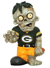 Green Bay Packers Team Zombie Figurine [NEW] NFL Resin Figure Garden Gnome CDG