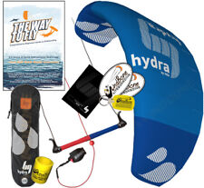 HQ HQ4 Hydra 420 4.2M Water Trainer Kite Kiteboarding Power + The Way To Fly DVD