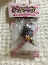 SUPER RARE!!!Rosario+Vampire double key chain figure sendo yukari