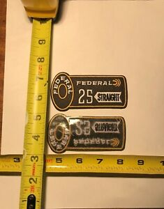 Federal Trap Skeet 25 Straight Shooting Patch