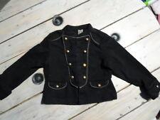 Magnifique Veste Manteau noir très stylé Pirate Colonel TAPE A L'OEIL T 4 ans