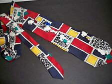 """Vintage """"Peanuts"""" Mens Tie 1958 United Feature Syndicate Collectible"""