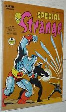 PETIT FORMAT MARVEL SEMIC SPECIAL STRANGE EO N°69 1990 X-MEN SPIDERMAN PRINCE