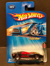 2005 Hot Wheels #71  Final Run 1/5 Thomassima II - G6798