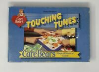 Care Bears Touching Tunes Musical Board Game 1984 COMPLETE Unpunched
