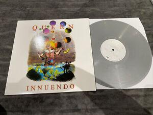 Queen Innuendo Coloured Silver LP Vinyl