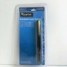Quartet Mp-1202Q Class Two Standard Pen Size Laser Pointer Projects 450'