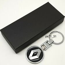 3D Metal Car Key Ring Emblem Keychain Renault Accessories car Key Chain Megane
