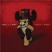 Fall Out Boy - Folie à Deux (2008)  CD  NEW/SEALED  SPEEDYPOST