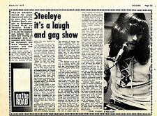 (Sds)24/3/1973Pg39 Steeleye Span Article & Picture