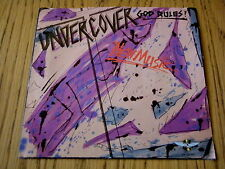 """UNDERCOVER - CLOSER TO YOU (GOD RULES)   7"""" VINYL PROMO EP PS"""
