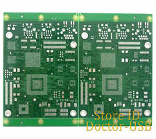 4 Layer PCB Manufacture Fabricate 4L Prototype Etching Board Customized Service