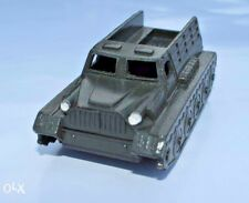 Soviet Army Tractor. Diecast Military Vehicle WW2 Metal Model USSR