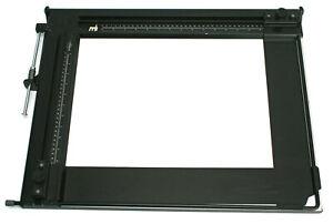 """RRB Beard 16x12"""" Masking Frame / Easel for Darkroom Enlarger Printing"""