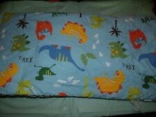 Jumping Beans DINO ROAR DINOSAURS TREX Twin Size Comforter