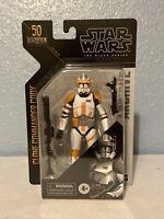 "Commander Cody - Star Wars The Black Series - Archive - INSTOCK New Hasbro 6"" 3"