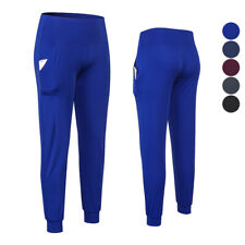 Womens Workout Sports Yoga Long Pants Moisture Wicking with Pockets High Waisted