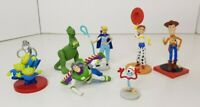 Disney Toy Story Small Figure Bundle - Bo Peep & Giggles, Forky, Aliens and More