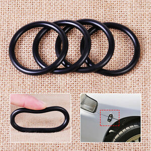 8pcs Bumper Fender Quick Release Fasteners Replacement Rubber Bands O-Rings