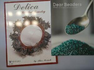 Delica Beaded Jewelry Alice Korach Beading Book