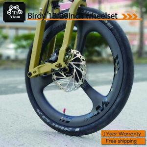 SMC Brand Birdy carbon wheelset 18inch 355/20inch 406
