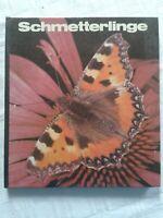 Schmetterlinge, Fachbuch für Kinder DDR 1989