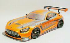 1/10 RC Car Body 2020 MERCEDES GT3 200mm *FINISHED*  ORANGE