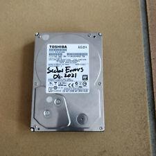 Toshiba DT01ACA300 3,5 Zoll 3TB 7200RPM HDD Dead Sectors