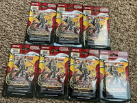 7 Yu-Gi-Oh Blazing Vortex 1st Edition Blister/Booster  Pack Yugioh Lot of 7