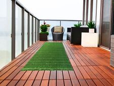 Landscape Fake Grass Artificial Pet 20 x 59 Turf Lawn Synthetic Mat Rug Green