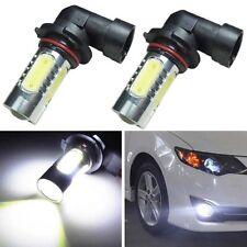 2Pcs H10 9145 Xenon White CREE Fog Lights LED Bulbs For 2015 2016 Ford F150 F250