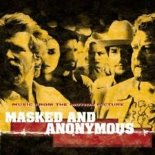 OST Masked and Anonymous - BOB DYLAN ZELMANI SERTAB CD NEU