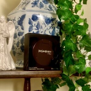 YvesSaintLaurent . NU . Eau De Parfum . 30ml . 1oz . Open Box . Never Used