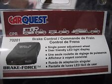 Electronic Trailer Brake Control for 2 4 & 6 Brake Systems LED Light Display