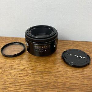 Minolta AF 50mm f/1.7 AF Lens - Sony alpha Mount - With Filter