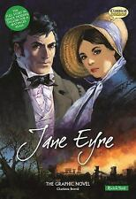 Jane Eyre The Graphic Novel: Quick Text: By Brontë, Charlotte